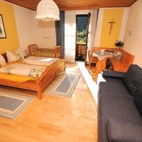Ferienhof Inselsbach - Zimmer Meisenkobel