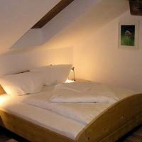 Ferienhof Schneiderweg - Laussa - Ferienwohnung Schoberstein - Schlafzimmer